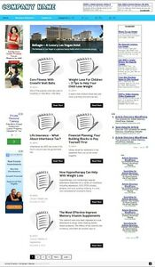 Article Directory Website For Sale With 3000 Articles Mobile Friendly Design
