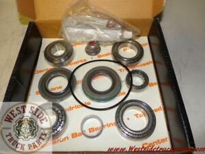 Timken Dt Components Ford 9 Inch Differential Bearing And Seal Kit Drk 313