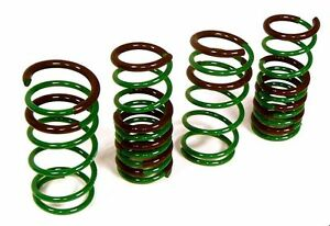 Tein Skhd6 aub00 S Tech Lowering Springs Fits 2013 16 Honda Accord Sedan 2 4l