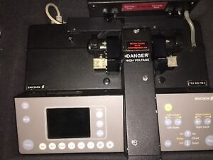 Ericsson Fsu 925pm Fusion Splicer For Polarization Maintaining Panda Pm Fiber