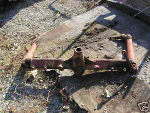 Farmall Sav Av Tractor Factory Wide Front End Spindle