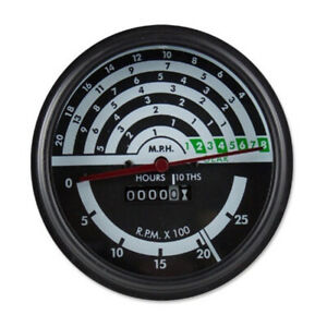 Tachometer For John Deere Jd 2130 2240 2440 2630 2640 440 Skidder 440a 440b 820