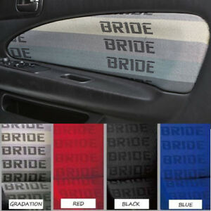 Jdm Bride Fabric Racing Seats Cover Interior Decoration Material 1m X 1 6m