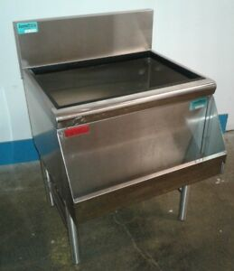 Prestige Under Bar Ice Bin W 8 Circuit Cold Plate Speed Rail Our 12