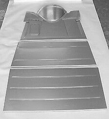 Direct Sheet Metal Fd118c 1930 31 Ford Coupe Front Floor Kit Fits Our Recess Fw