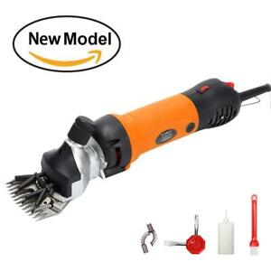Sheep Shears Electric Clippers For Goats Alpacas Llamas Thick Coat And Heavy