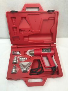 Master Appliance Proheat Lcd Ph 1500 Variable Temperature Heat Gun Kit New