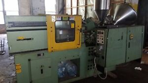 Arburg Allrounder Injection Molding Machine Model 305 210 700