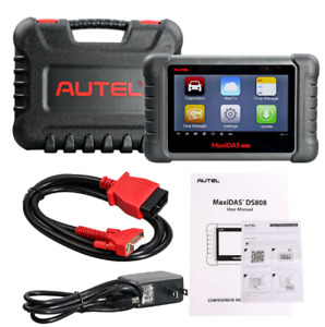 New Arrival Autel Maxidas Ds808 Auto Diagnostic Tool Perfect Replacement Ds708