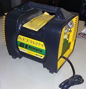 Appion G1single Refrigerant Recovery Machine Open Box new