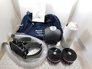 Sentinel Xl S 3000 Papr System And Hepa Filters With Non rechargeable Battery