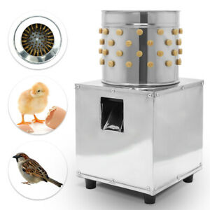 Hot Stainless Steel Chicken Plucker Plucking Machine Poultry De feather Machine