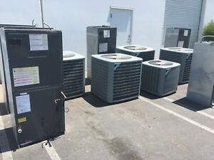 5 Ton 13 Seer Daikin Commercial Air Conditioning Systems