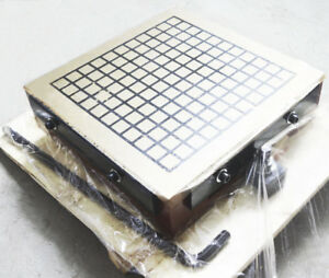 Brand New Super Powerful Square Cnc Magnetic Chuck 12 12 Machining Permanent