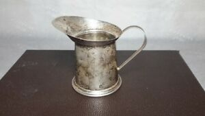 J E Caldwell Sterling Silver Measuring Cup 1 Oz Neat Item