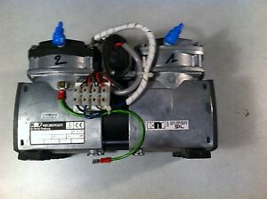 Knf Nueberger Super Sil Diaphragm Vacuum Pump Pm10820 023 0