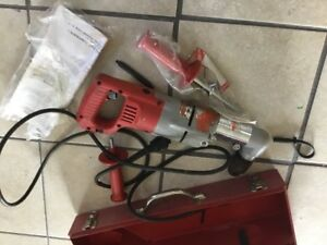 Milwaukee 1107 1 1 2 Right Angle Drill Heavy Duty 7 0 Amp