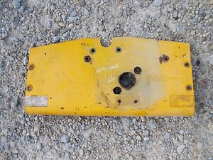 International Cub 154 Low Boy Tractor Ih Rear Transmission Housing Cover Panel