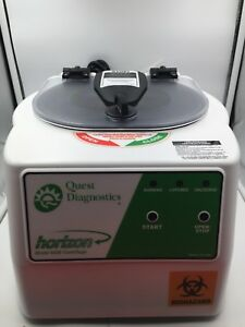Quest Diagnostics Drucker Horizon Mini E Centrifuge Model 642e New