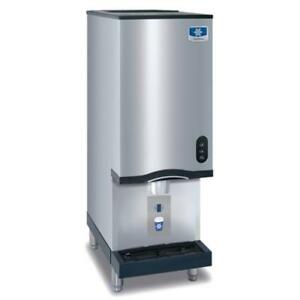 Manitowoc Rns 20at 260 Lb Nugget Ice Maker And Dispenser