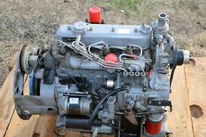 Kubota V1505 Diesel Engine Motor 4 Cylinder For Bobcat Pump Generator Etc