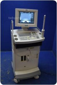 Siemens Sonoline Prima Diagnostic Ultrasound Machine 204597