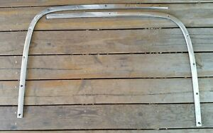 1967 Ford Galaxie Convertible Top Trim Molding