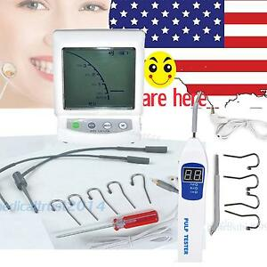 Great Pulp Tester Endodontic Dental Lcd Apex Locator Root Canal Finder Measure