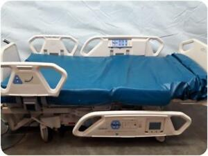 Hill rom Totalcare P1900 All Electric Hospital Patient Bed 203734