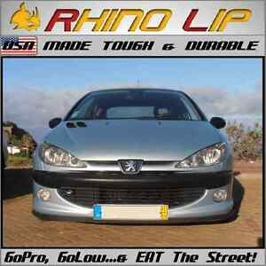 Peugeot 106 107 108 2008 205 206 207 208 301 Rhinolip Rubber Chin Lip Edge Trim