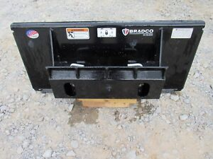 Bobcat Mt 453 S70 To Toro Dingo Ditch Witch Vermeer Adapter Conversion Free Ship
