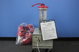 Grams Aspirator Model S 300 With Accessories
