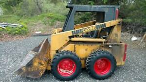Case 1537 Skid Steer