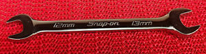 Snap On Vom1213b 12 13 Mm Metric Standard Open End Wrench