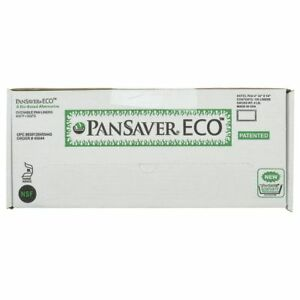 Pansaver Eco Full Size Clear Plastic Steam Table Pan Liner 2 1 2 4 d