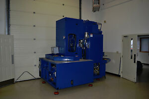 Engel 60 Ton Vertical vertical Rotary Gum Rubber Injection Molding Machine