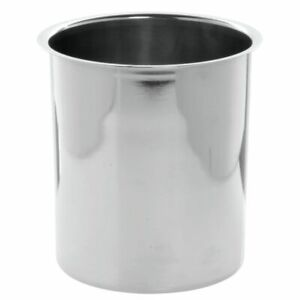 Hubert Bain Marie With Straight Sides 12 Quart Stainless Steel