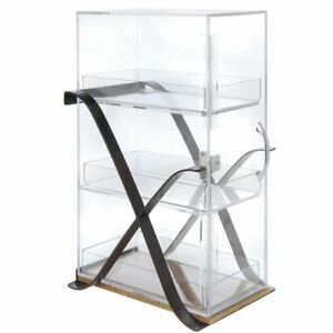 Display Stand For Acrylic Display Cases 8 3 4l X 12 w X 19 3 4 h
