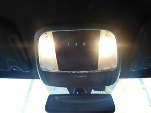 2011 2014 Dodge Charger Roof Overhead Homelink Front Console Black