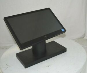 Hp Elitepos G1 All in one Pos System Celeron 2 2ghz 4gb Ram no Hdd no Ac Adapter