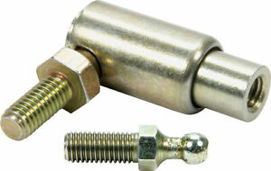 Allstar Performance Quick Release Throttle Cable End 3 16in 10 32 All54147