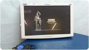 Karl Storz Sc wu24 a1515 Wideview Hd Color Monitor Display 208316