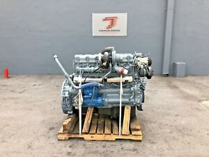 2004 Mack Ami Diesel Engine Fam 4mkxh11 9v65 Serial 4s2941