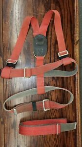 Vintage 1973 Rose Mfg Co Lineman Safety Harness Belt Model 502516