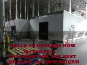 Walk in Cooler 12 w X 16 d X 10 h Financing Bakery Bar Butcher Walkin