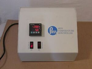 Parr Instruments Co 4833 Temperature Controller