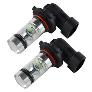 9006 100w Cree Led Fog Driving Light For Nissan Murano 2003 2004 2005 2006 2007