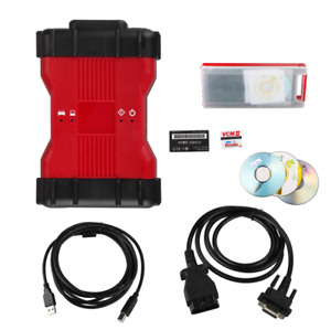 Vcm Ii Vcm2 For Ford V108 Mazda V100 Diagnostic Pro Tool 2 In 1 D630 Laptop