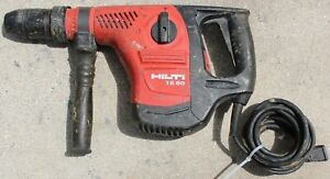 Hilti Te 50 Rotary Hammer Chipping Hammer Drill Free Shipping