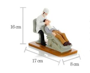 1 X Dental Gifts Dentist Present Dentist Figurine Dental Figurine Special Gift